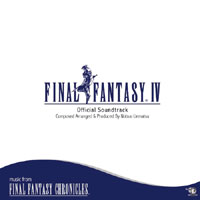 Final Fantasy IV Official Soundtrack (Final Fantasy Chronicles)