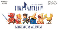 Final Fantasy IV Minimum Album